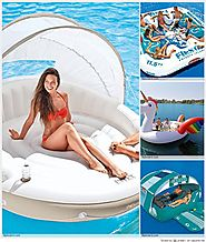 Top 10 Best Inflatable Floating Island Lounge Reviews 2018-2019 on Flipboard