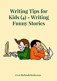 The Book Chook: Writing Tips for Kids 4 - Writing Funny Stories