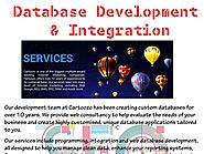 Database development and integration