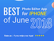 Best Photo Editor App 2018 for IPhone free Fotometka by fotometka russia - Dribbble