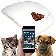 Best Automatic Pet Feeders 2018 with Comparison Chart - Best Automatic Pet Feeders 2017