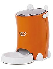 Lusmo Automatic Pet Feeder Review - Best Automatic Pet Feeders 2017