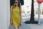 Favorite Yellow Dresses This Summer | Tea Cups & Tulips