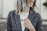 The Plaid Blazer Trend You'll Love This Fall | Tea Cups & Tulips