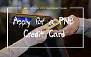 Guideline for PNB Credit Card