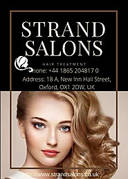 Hair and Beauty Salon Oxford