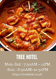 oxford curry house -- Tree Hotel Iffley