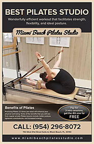 Want A Fit And Balanced Body? Try Pilates!