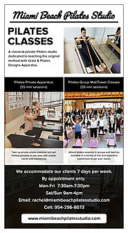 The Secret Of Getting Fit – Pilates Classes