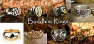 Buddhist Jewelry - Rings - Pinterest