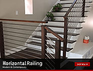 Best interior stair railing systems