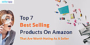 Here's the updated list of best selling product on amazon 2018