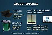 August Specials Flyer 2018 | Janitorial Supplies Melbourne - JT Dixon