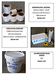 September Special Offer on Industrial Products*