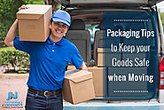 Packaging Tips to Keep your Goods Safe when Moving