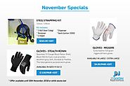 November Special Offer on Safety Products - JT Dixon