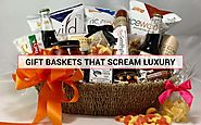 Gift Baskets That Scream Luxury