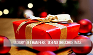 Christmas Finest Gourmet Gift Baskets or Gift Hampers
