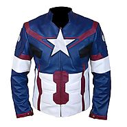Website at https://www.black-leatherjacket.com/the-avengers-age-of-ultron-captain-america-leather-jacket