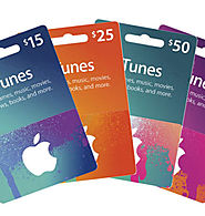 Sell iTunes gift card for bitcoin