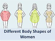 Different Body Shapes of Women