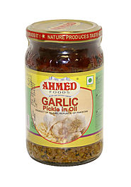 Buy Pakistani / Indian Ahmed Garlic Pickle online in Australia
