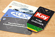 Buy 3D Business Cards and Plastic Key Fobs Online