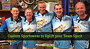 Custom Sportswear to Uplift your Team Spirit | Promocorner