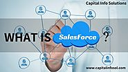 Salesalesforce Tutorial - A Brief View for Beginners