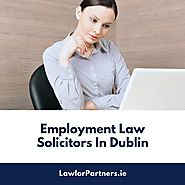 Website at http://lawlorpartners.ie/employment-law/