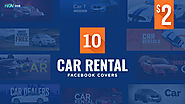 Car Rental FB Cover Designs - HYOV