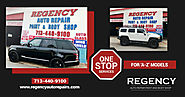 Auto Repair Houston Museum District | Regency Auto Repair
