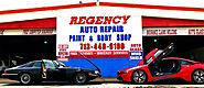 Best Auto Collision Repair Houston | Regency Auto Repair