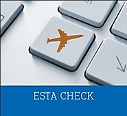 How to check you ESTA status online