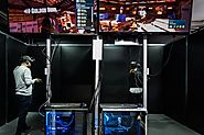 VR Plus Virtual Reality Game Arcade in Melbourne