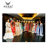 Wedding Dresses For The Groom's family - Meraj ek pehchaan