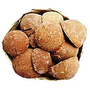Karupatti \/ Black Jaggery \/ Karupatti Vellam \/ Palm Jaggery – Good for Digestion, Blood Purification, Help in Weig...