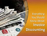 Online Invoice Discounting Facility
