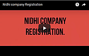 Nidhi Company registration in Hyderabad | Company Registration India