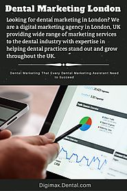 Dental Marketing London