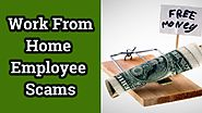 How To Avoid Work From Home Employee Scams