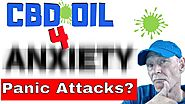 CBD Oil For Anxiety- Stop Struggling With Anxiety And Panic Attacks!
