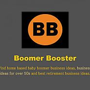 Boomer Booster - Baby Boomer Business Ideas