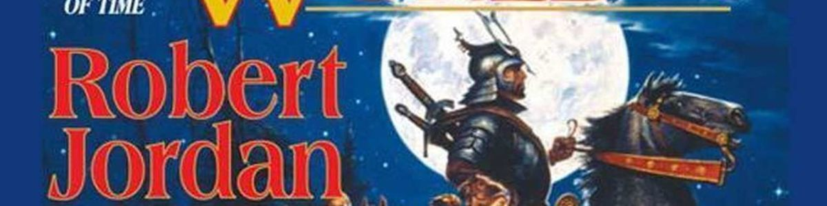 Headline for Wheel of Time Books Ranked