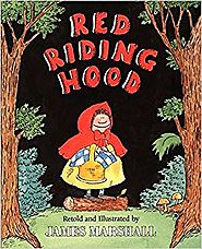 Red Riding Hood by (Retold) James Marshall