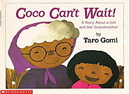 Coco Can't Wait by Taro Gomi