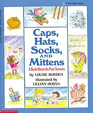 Caps, Hats, Socks and Mittens by Louise Borden