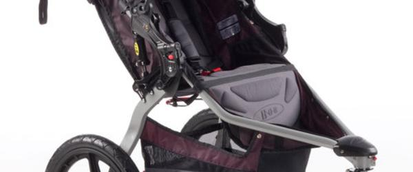 Headline for Best Purple Jogging Strollers Reviews and Ratings 2014