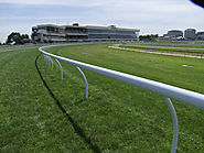 Horse Racing Safety Rails