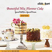 Order Delicious Cakes Online To Make Your Occasion More Joyous